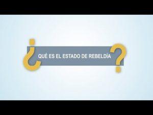 Noticiero Judicial: Cápsula Educativa - ¿Qué es el estado de rebeldía?