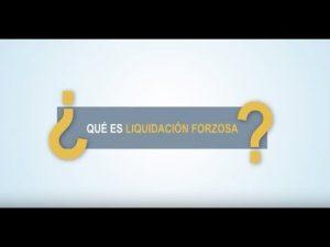 Noticiero Judicial: Cápsula Educativa - ¿Qué es la liquidación forzosa?