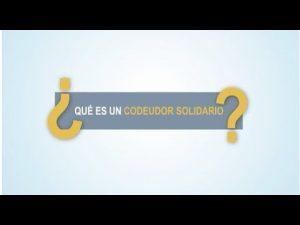 Noticiero Judicial: Cápsula Educativa - ¿Qué es un codeudor solidario?