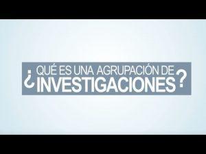 Noticiero Judicial: Cápsula Educativa - ¿Qué es una agrupación de investigaciones?