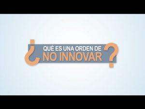 Noticiero Judicial: Cápsula Educativa - ¿Qué es una orden de no innovar?