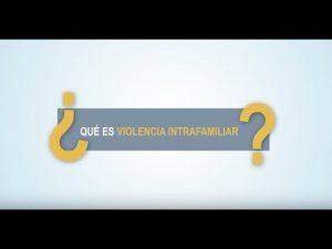 Noticiero Judicial: Cápsula Educativa - ¿Qué es violencia intrafamiliar?