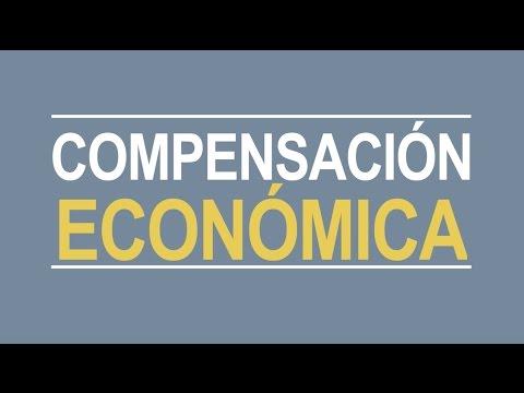 Compensación económica