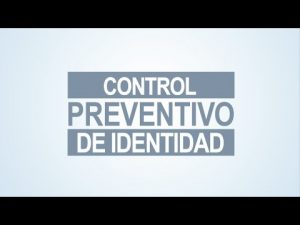 Noticiero Judicial: Cápsula Educativa - Control Preventivo de Identidad