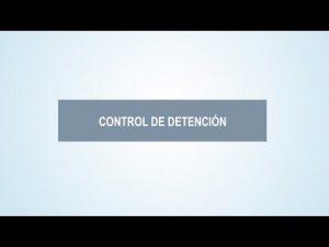 Noticiero Judicial: Cápsula educativa -  Control de detención