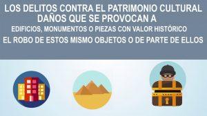 Noticiero Judicial: Cápsula Educativa - Delitos contra el medio ambiente y patrimonio cultural