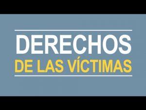 Noticiero Judicial: Cápsula educativa - Derechos de las víctimas