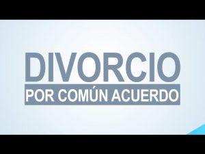Noticiero Judicial: Cápsula Educativa - Divorcio por común acuerdo