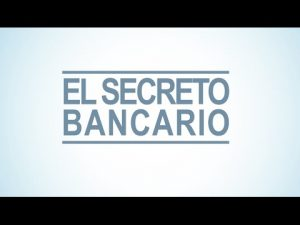 Noticiero Judicial: Cápsula educativa – El secreto bancario