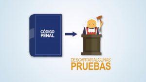Noticiero Judicial: Cápsula Educativa - La exclusión de pruebas