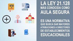 Noticiero Judicial: Cápsula Educativa - Ley Aula Segura