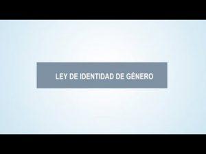 Noticiero Judicial: Cápsula educativa - Ley de Identidad de Género