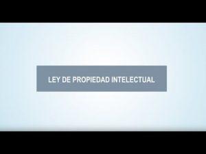 Noticiero Judicial: Cápsula educativa - Ley sobre propiedad intelectual