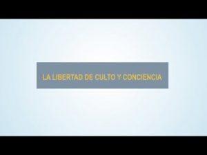 Noticiero Judicial: Cápsula Educativa - Libertad de culto y conciencia