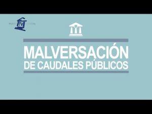 Noticiero Judicial: Cápsula Educativa - Malversación de Caudales Públicos