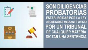 Noticiero Judicial: Cápsula educativa - Medida para mejor resolver