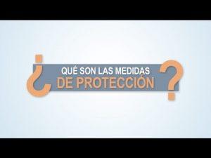 Noticiero Judicial: Cápsula Educativa - Medidas de protección