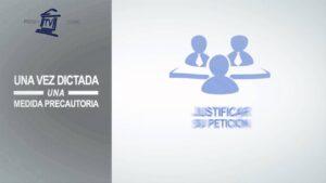 Noticiero Judicial: Cápsula Educativa: Modificación de medidas cautelares
