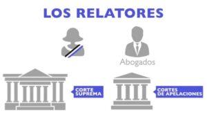 Noticiero Judicial: Cápsula Educativa ¿Cuál es la función de los relatores?