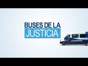 Noticiero Judicial: Cápsula Educativa – Buses de la Justicia