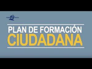Noticiero Judicial: Cápsula Educativa – Plan de Formación Ciudadana