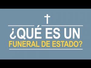 Noticiero Judicial: Cápsula Educativa – Qué es un funeral de Estado