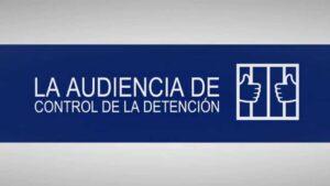 Noticiero Judicial: Cápsula educativa ¿Qué es el control de detención?