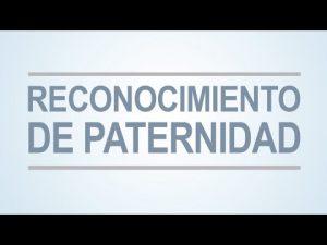 Noticiero Judicial: Cápsula Educativa - Reconocimiento de paternidad